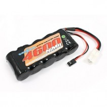 Voltz VZ0135 4600mah 6.0V Receiver Sub-C 1/5 Stick Battery