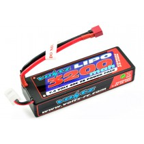 Voltz 3200mah Hard Case 7.4V 40C LiPo Stick Pack VZ0305 Battery
