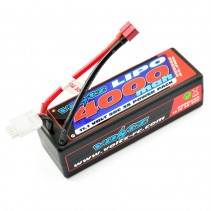 Voltz 3S 4000mah 11.1V 50C Hard Case Li-Po Stick Pack Battery VZ0342