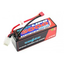 VOLTZ 5000MAH 4S 14.8V 50C HARDCASE LIPO BATTERY STICK PACK