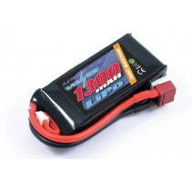 Voltz 1300mAh 7.4V 30C Lipo Battery VZ0413002S