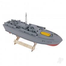 WBC PT-109 Patrol Torpedo Boat Kit 400mm WBC1001