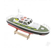 WBC Police Launch Boat Kit WBC1002
