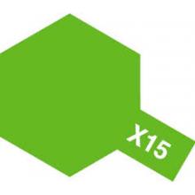 Tamiya X-15 Light Green Paint Mini 10ml
