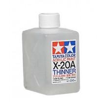Tamiya X-20A Thinner 250ml 81040