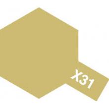Tamiya X-31 Titan Gold Paint Mini 10ml