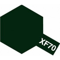 Tamiya XF-70 Dark Green 2 (IJN)  Acrylic Paint Mini 10ml