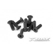 XRay XR903256 Hex Screw SFH M2.5x6 (10)