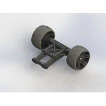 Arrma Wheelie Bar Set AR320366