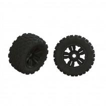 Arrma Dboots Copperhead2 SB MT Tire Set Z-ARA550061