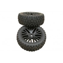DHK Wolf Front Wheel and Tyre (2)  Z-DHK8131-013
