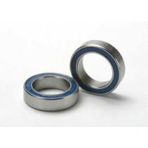 Traxxas Z-TRX65119 10x15x4mm Ball Bearings Rubber Sealed Blue