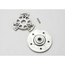 Traxxas Slipper Pressure Plate and Hub (alloy) Z-TRX5351
