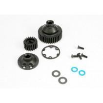 Z-TRX5579 Gears, differential 38-T (1)/ differential drive gear 20-T  Z-TRX5579