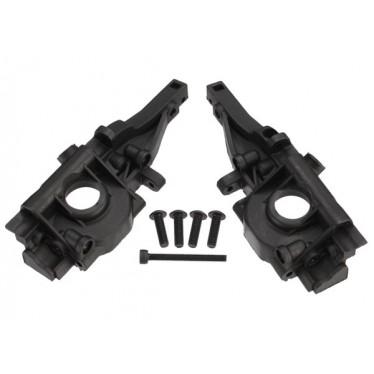 Traxxas Bulkhead rear (L&R) 3x10mm BCS (4) Z-TRX7029X