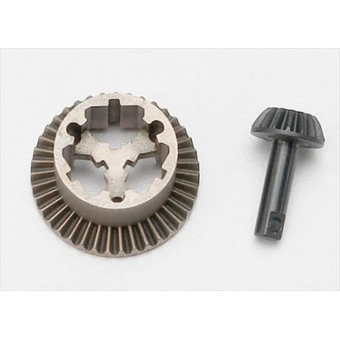 Traxxas Ring gear, differential/pinion gear, differential Z-TRX7079