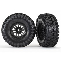 Traxxas Tires and Wheels assembled TRX4  Z-TRX8272
