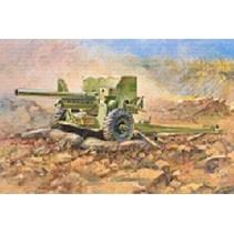 Zvezda Z3518 British 6lb Anti-Tank Gun 1/35