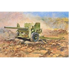 Zvezda Z3518 British Anti-Tank Gun QF 6-PDR MkII 1/35