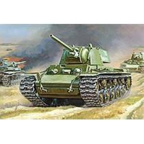 Zvezda Z3539 KV-1 Soviet Heavy Tank 1/35