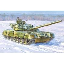 Zvezda Z3591 Main Russian Battle Tank T80UD 1/35