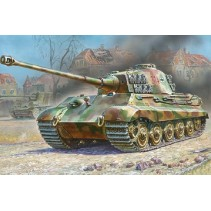 Zvezda King Tiger Henshcel Turret 1:35 Z3601
