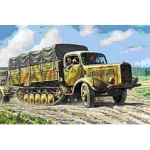 Zvezda Z3603 Maultier 4.5 Ton Truck 1/35