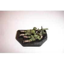 Zvezda Z6104 Soviet Machine Gun Crew 1/72