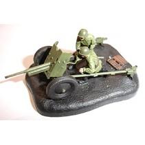 Zvezda Z6112 Soviet Gun 45mm 1/72