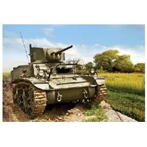 Zvezda US Light Tank M3A1 Stuart Z6265