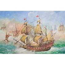 Zvezda HMS Revenge Z6500 1/350