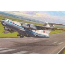 Zvezda Russian Strategic Airlifter IL-76MD Z7011