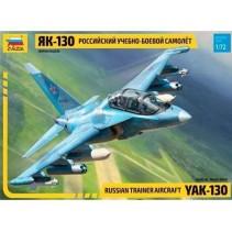 Zvezda Russian Trainer Aircraft YAK-130 Z7307