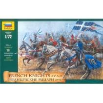 Zvezda French Knights XV A.D. Z8036