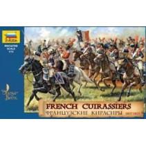 Zvezda French Cuirassiers 1812 Z8037