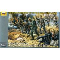 Zvezda German Infantry WWI Z8083