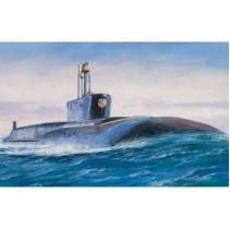Zvezda SSBN Borie Nuclear Submarine 1/350 Z9058