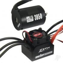 ZTW 1:10 Beast SLL Combo with 60A ESC + 4P SL 3650B 2950Kv Motor