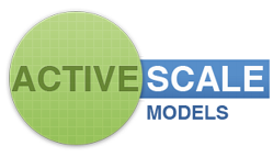 Active Scale Models