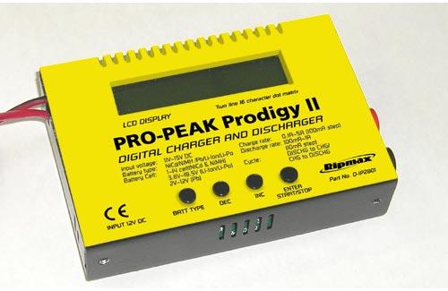 Pro Peak Prodigy Ii Charger 1 14 Ncd 1 5li