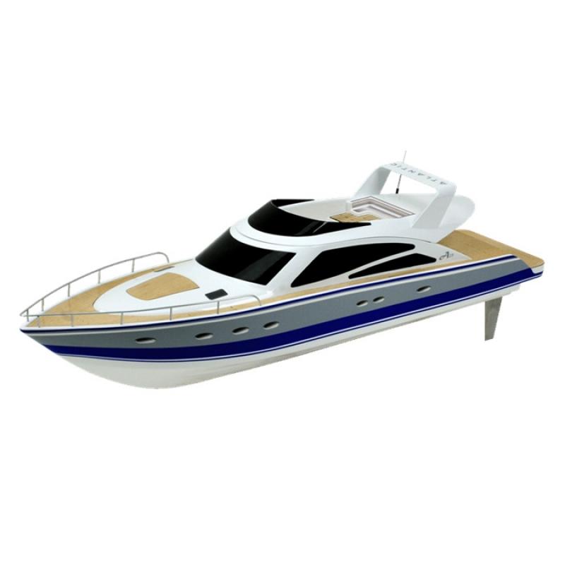 Electric Powered Boats Atlantic Motor Yacht Combo Plus